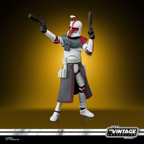 The Clone Wars Rages On With New Star Wars TVC Hasbro Figures
