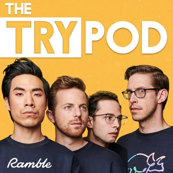 Distractible, The TryPod, & More: Britt's Top 5 Comedy Podcasts