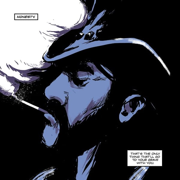 Motörhead Gets Their First Official Graphic Novel from Fantoons