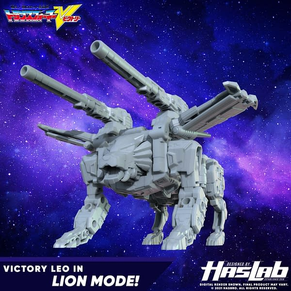 Hasbro Announces HasLab Transformers Victory Saber Campaign