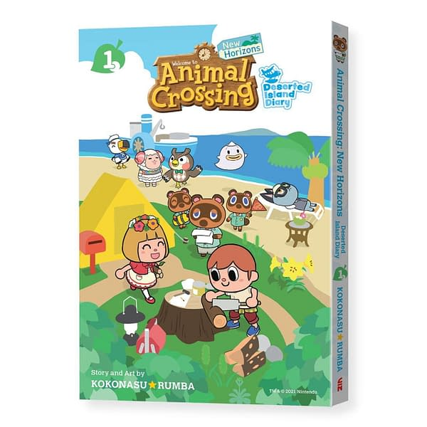 Animal Crossing: New Horizons: Viz Media to Launch Manga Tie-In