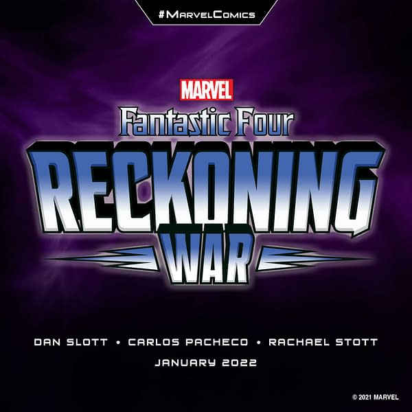 After Two Decades, Marvel Finally Announces The Reckoning War