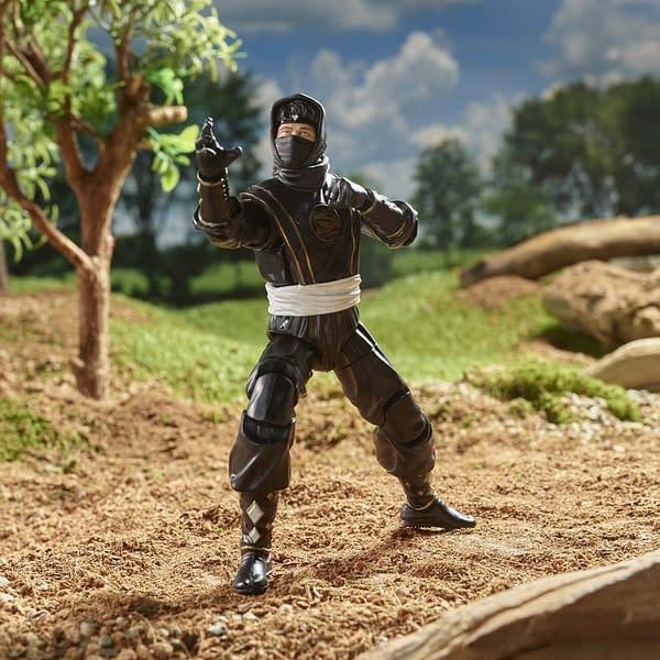 Hasbro Reveals Mighty Morphin' Power Rangers Ninjetti Figures
