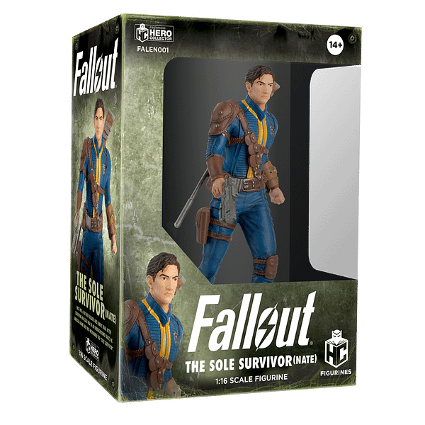 Hero Collector Reveals The World of Fallout is Coming To Figurine Form