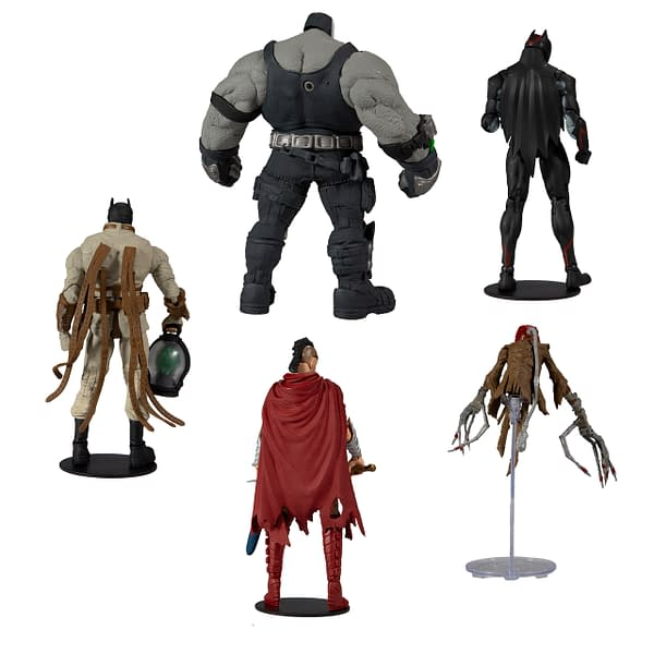 McFarlane Toys Debuts Exclusive Batman: Last Knight on Earth 5-Pack