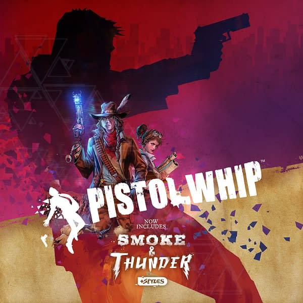 Pistol Whip Launches Second Cinematic Campaign, Smoke & Thunder