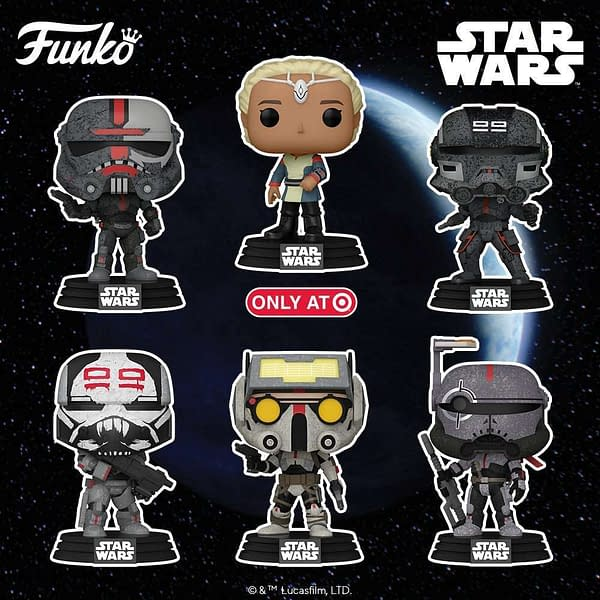 Here is Your Star Wars: The Bad Batch Collectibles Round-Up