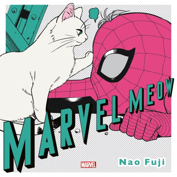 Marvel Meow: Marvel and Viz Media's Cat Manga Debuts in October