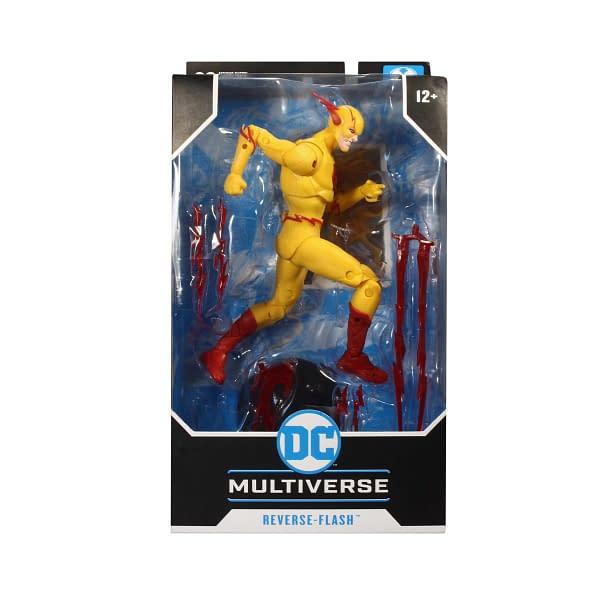 Reverse Flash Races His Way into McFarlane Toys DC Multiverse