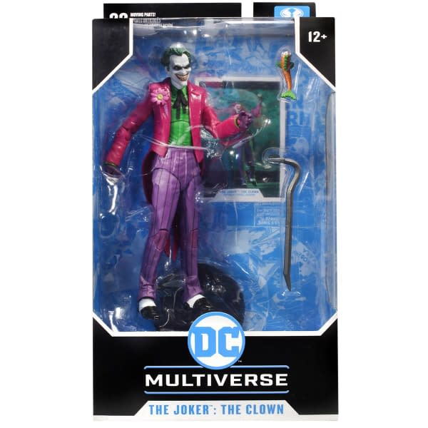 Pre-orders Arrive for The Three Jokers Figure from McFarlane Toys