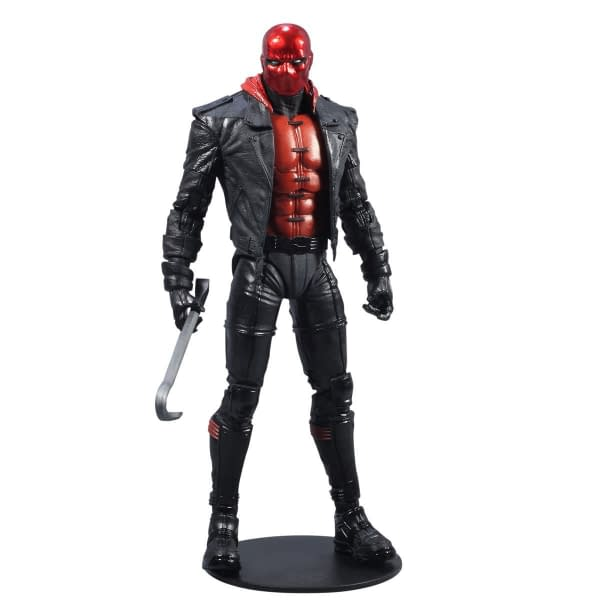McFarlane Toys Pre-orders Land with Red Hood, Batgirl, and Batman