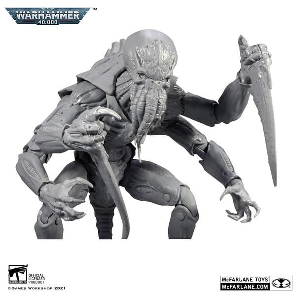 McFarlane Toys Unleashes Warhammer 40K Genestealer Figures