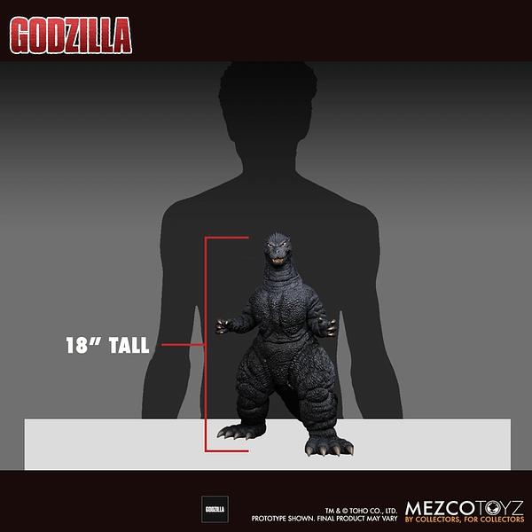 Mezco Toyz Reveals Massive 18