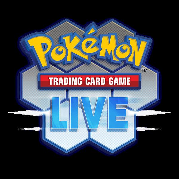 Pokémon TCG Live App logo. Credit: TPCI