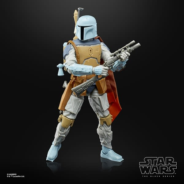 Star Wars Droids Boba Fett Exclusive Figure Announced by Hasbro