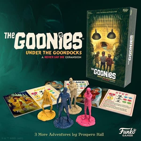 Funko Games Unveils The Warriors & Jurassic World Games At Gen Con