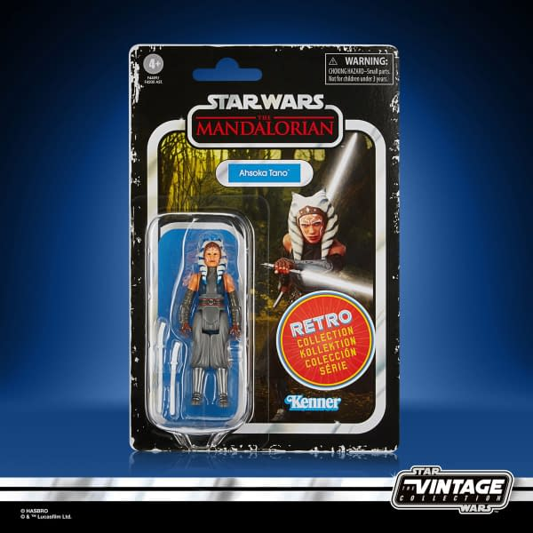 Hasbro Reveals Wave 2 of Star Wars The Mandalorian Retro Collection