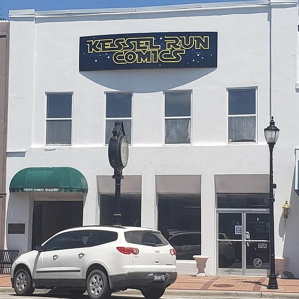Six More Comic Stores Opening on Free Comic Book Day