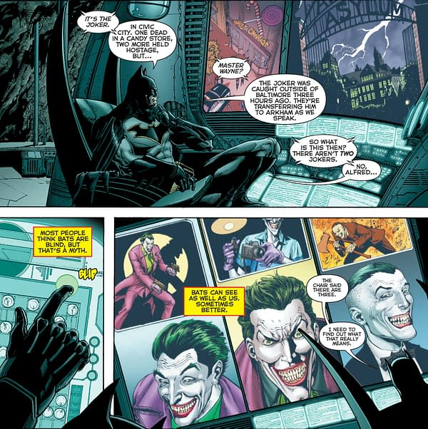 Does Batman #75 - and All of Tom King's Run - Signal a New DC Comics Crisis Including Doomsday Clock and Three Jokers? (Spoilers)