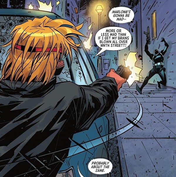 Grifter - From A Different Universe (Batman Urban Legends Spoilers)