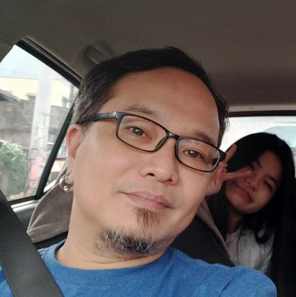 Filipino Comic Book Inker Jeffrey Huet Dies From COVID-19 - RIP