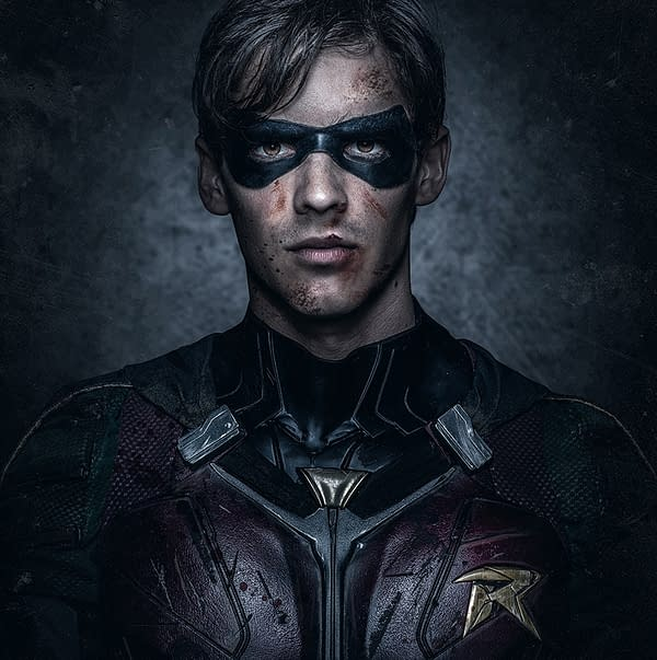 Titans Season 1: Official Synopsis and Images of Robin