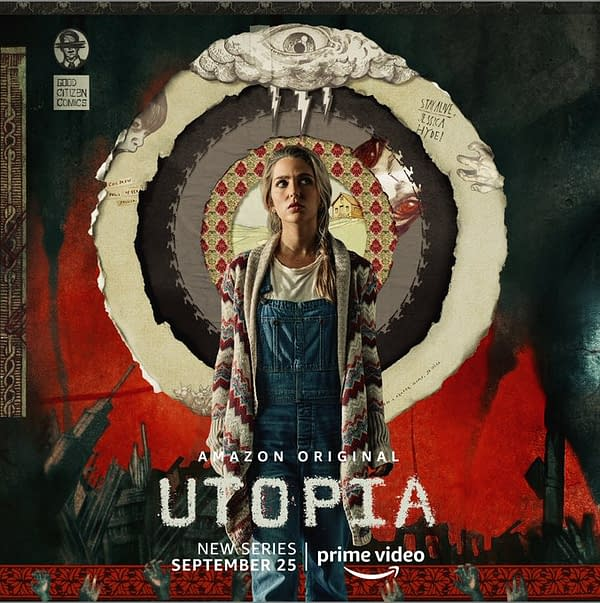 Utopia Character Art Introduces Our Players with Questions to Consider