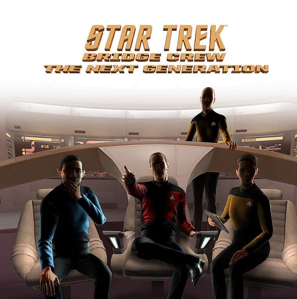 You Can Now Join Picard's Crew in Star Trek: Bridge Crew on PS4