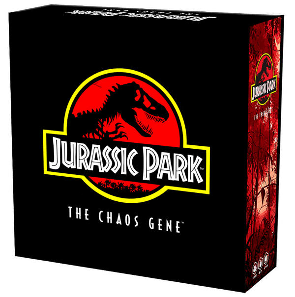 Mondo Announces New Board Game with Jurassic Park: The Chaos Gene