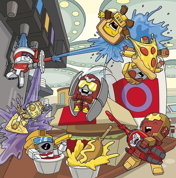 Transformers BotBots 14