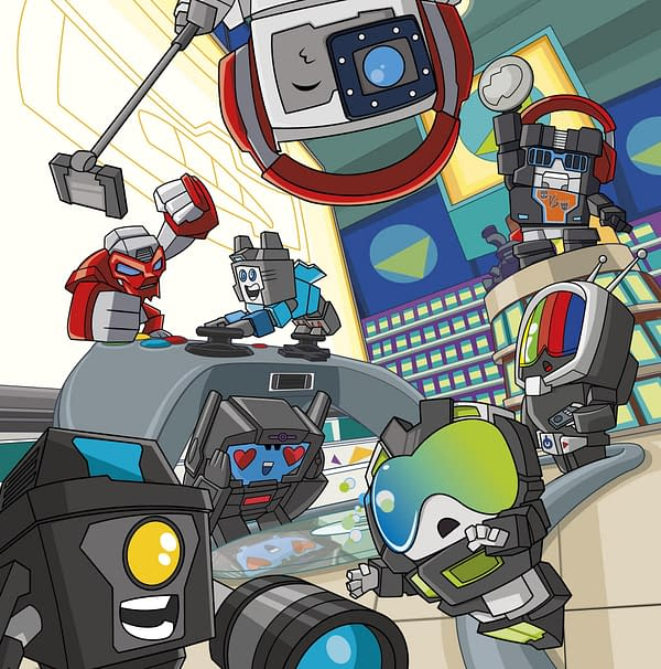 Transformers BotBots 20