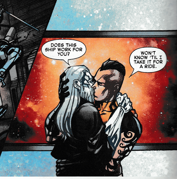 Looks Like Iceman and Wolverine Are Going to Have to Have a Talk (Uncanny X-Men Winter's End Spoiler)