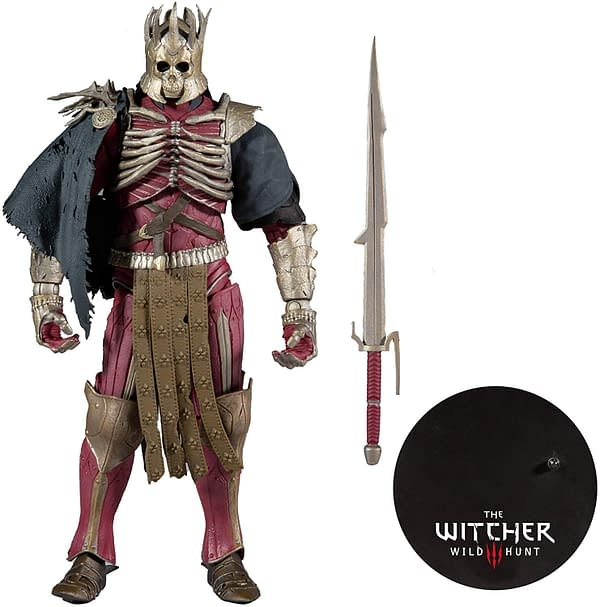 New Witcher 3: Wild Hunt Figures Revealed by McFarlane Toys