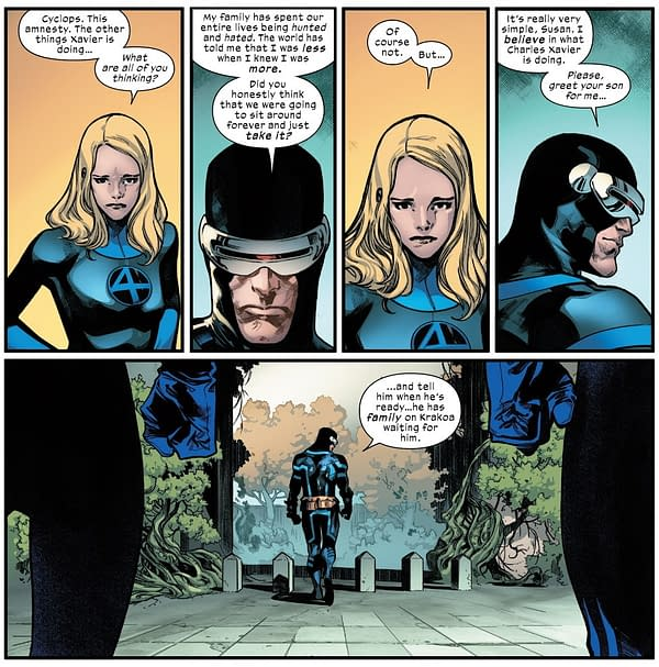 Franklin Richards - Another Mutant That Never Was? (FF #26 Spoilers)