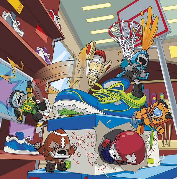 Transformers BotBots 15