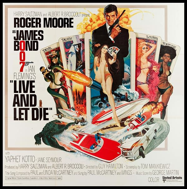 007 Bond Binge: Live and Let Die begins Moore era with Blaxploitation