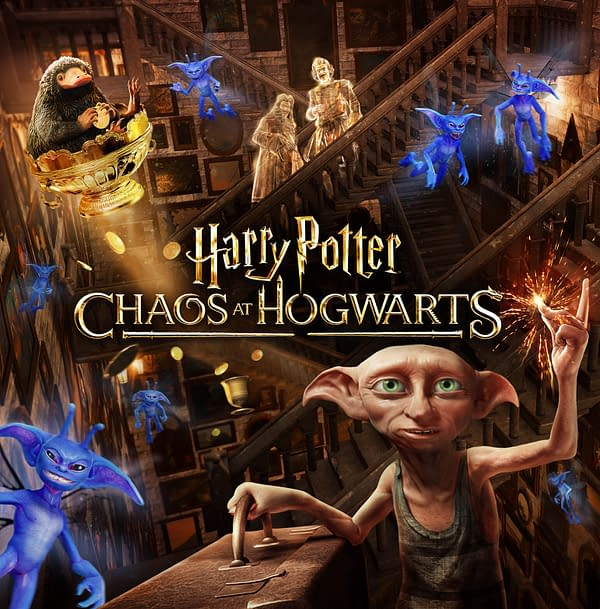 Harry Potter New York Receives Two New VR Experience
