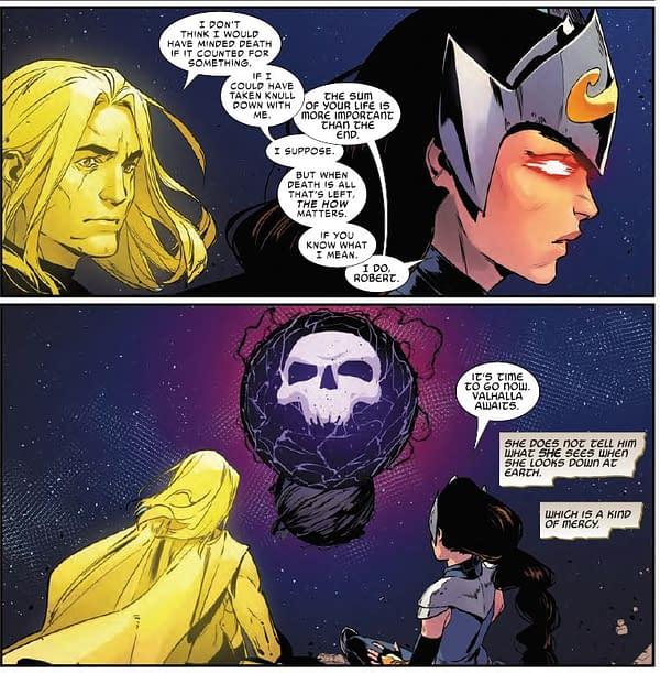 Marvel Comics 6th January 2021