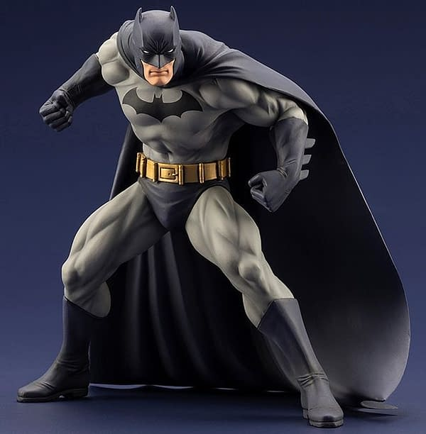 Batman: Hush Statue Coming From Kotobukiya in Fall