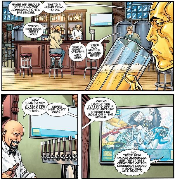 Dan DiDio Has a New Job in the DC Universe.