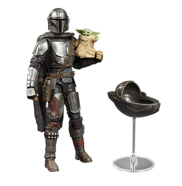 The Mandalorian, TMNT, and G.I. Joe Have the Hottest Toys Right Now