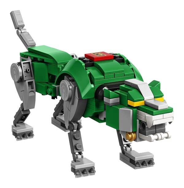 LEGO Ideas Voltron Set 6