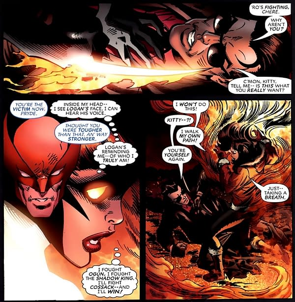 """That Time Kitty Pryde Had """"Hot Claws"""" Before Wolverine in Chris Claremont's X-Men Forever"""