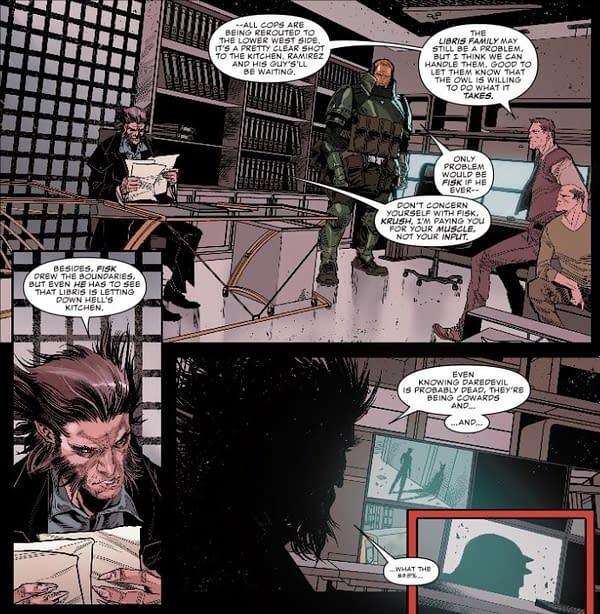 Daredevil: Opioid Addict? Daredevil #5 Preview