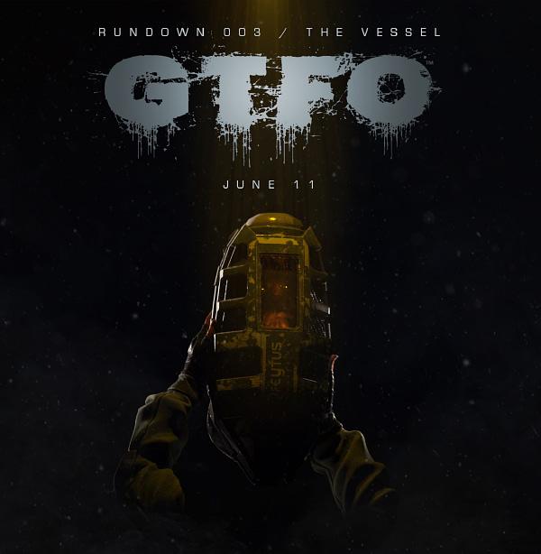 GTFO Will Get A New Massive Rundown On June 11th