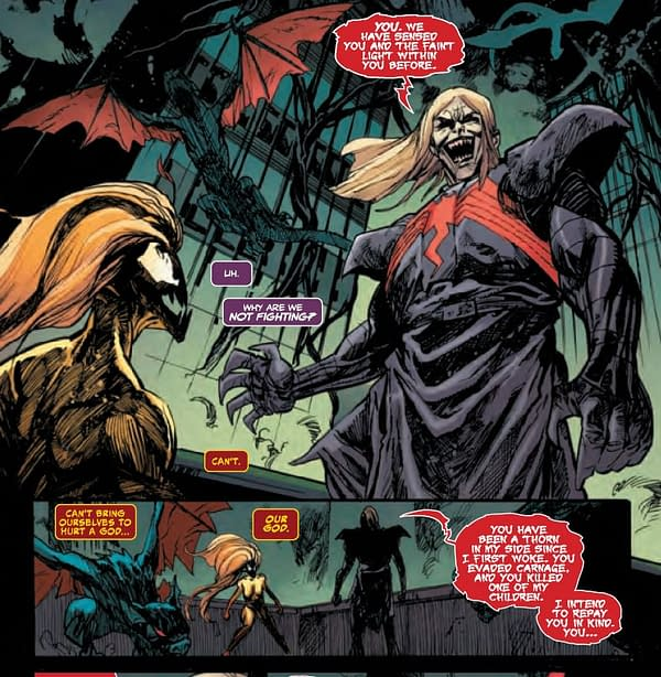King In Black Not Quite Finished In Savage Avengers #19 And Scream