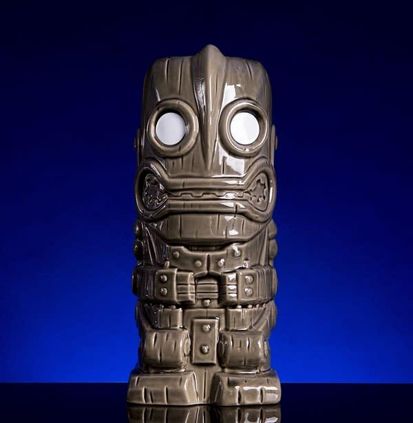 Iron Giant Tiki Mugs Now Available From Mondo
