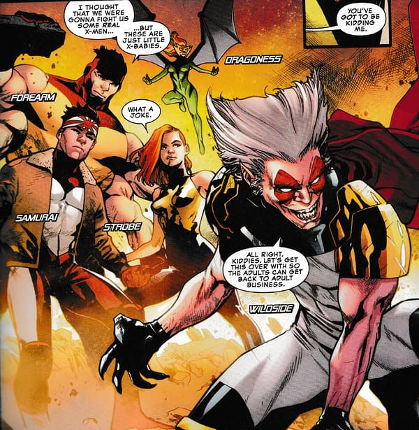 Review: Does Uncanny X-Men #1 Want to Be X3 Done Right? (Spoilers)