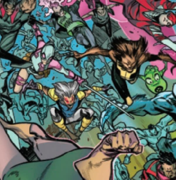 Doop And Gwenpool In The Final X Of Swords Battle? Spoilers