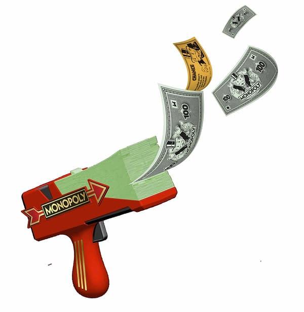 Review: Monopoly Cash Grab Game